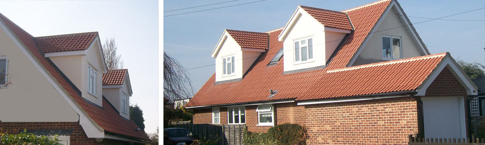 Essex Tile Roofs